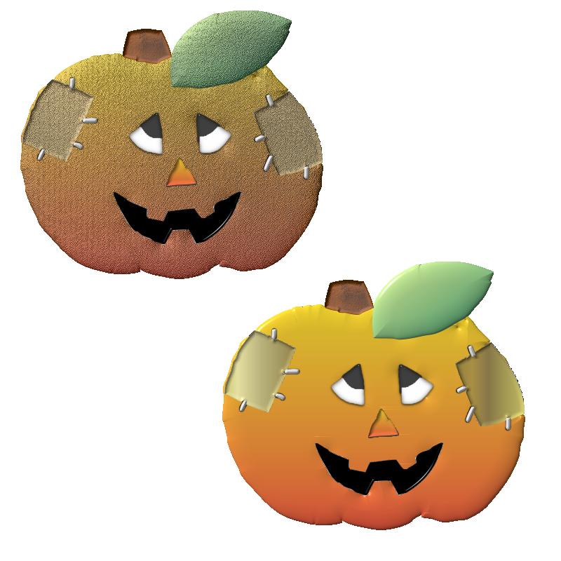 Halloween raven pumpkin clipart svg royalty free download CUTE HALLOWEEN PATCHED UP PUMPKINS, CLIP ART PRINTABLE | CLIP ART ... svg royalty free download