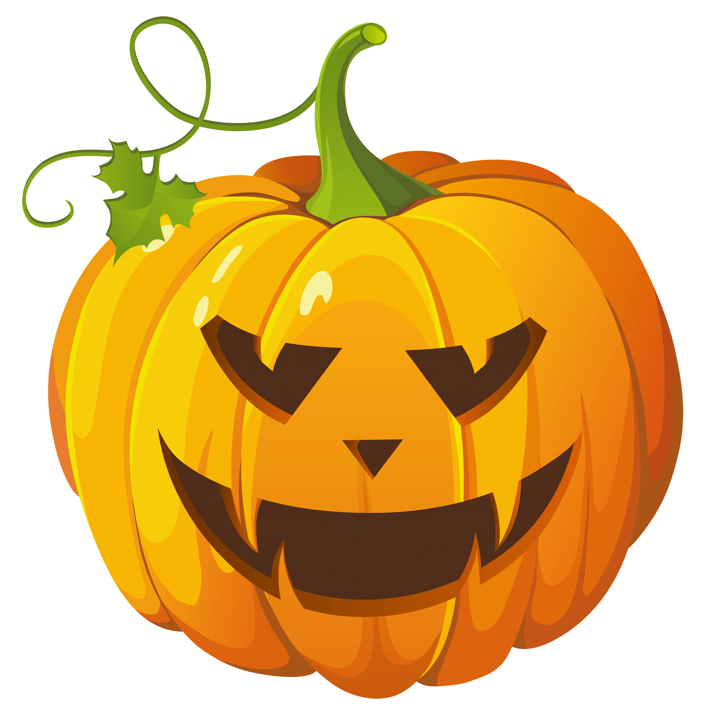 Halloween scared cat clipart vector library stock Pumpkin Halloween transparent PNG - StickPNG vector library stock