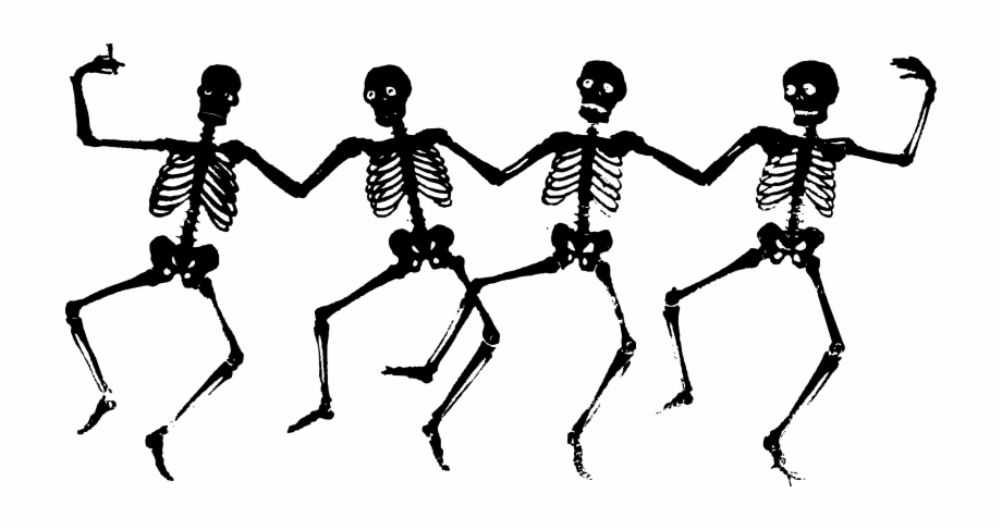 Halloween skeleton pictures clipart png transparent library Download Halloween Skeleton Png Transparent Image For - Skeletons ... png transparent library