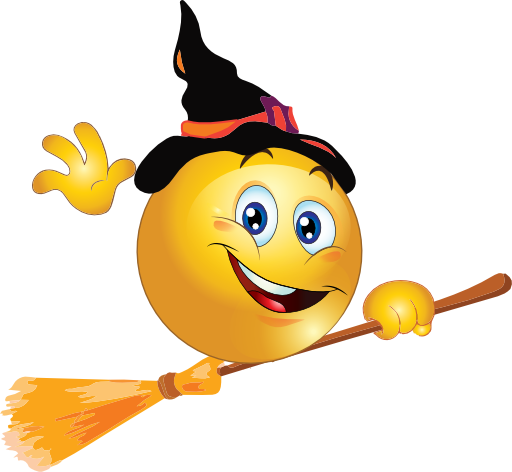 Halloween smiley face clipart vector transparent stock Halloween Smiley | emojis crack me up. | Smiley, Emoticon, Smiley emoji vector transparent stock