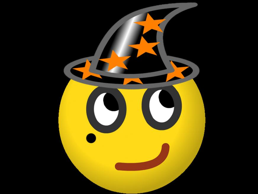 Halloween smiley faces clipart svg library stock Free Halloween Smiley Faces, Download Free Clip Art, Free Clip Art ... svg library stock