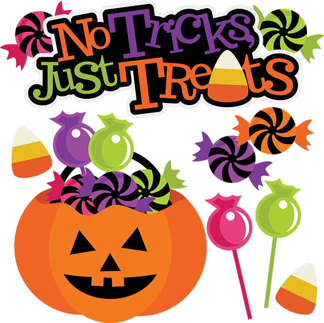 Halloween snack clipart clip freeuse library 28+ Collection of Halloween Treats Clipart | High quality, free ... clip freeuse library