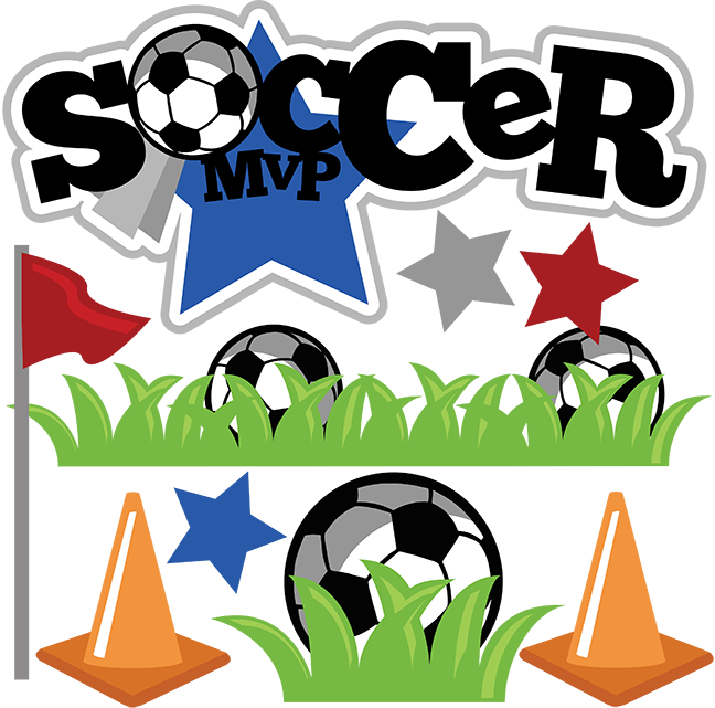 Throwing a football clipart svg free download Soccer MVP SVG soccer clipart soccer ball clipart cute clip art ... svg free download