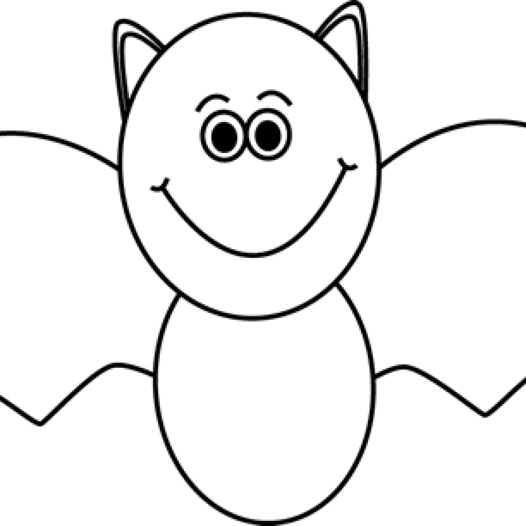 Halloween softball bats clipart clip art free download Bat Clipart Black And White new year clipart hatenylo.com clip art free download