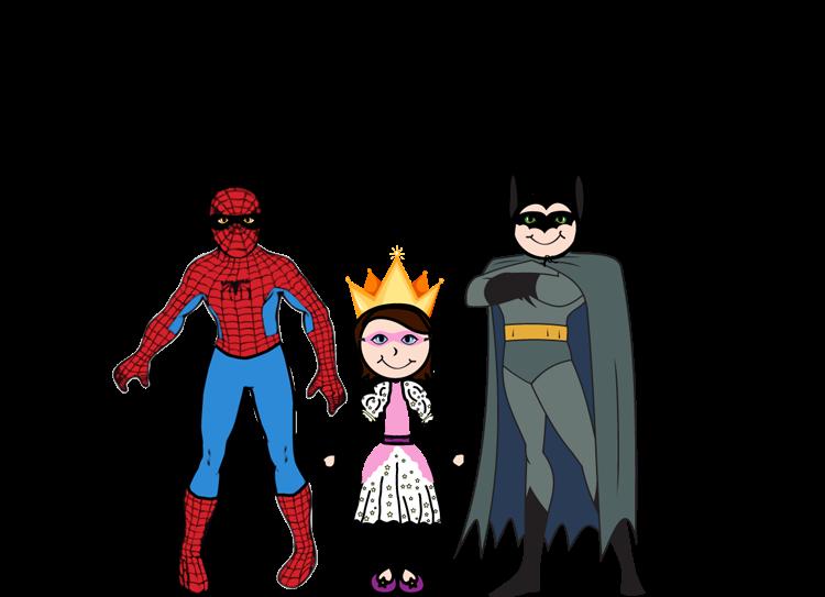 Halloween superheroes clipart download Halloween Real Estate Marketing Ideas download