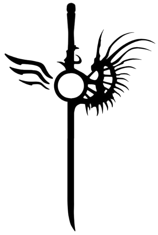 Sun tattoo clipart svg black and white stock Devil May Cry Tattoo Designs Dmc Devil May Cry a Nephilim   DMC ... svg black and white stock