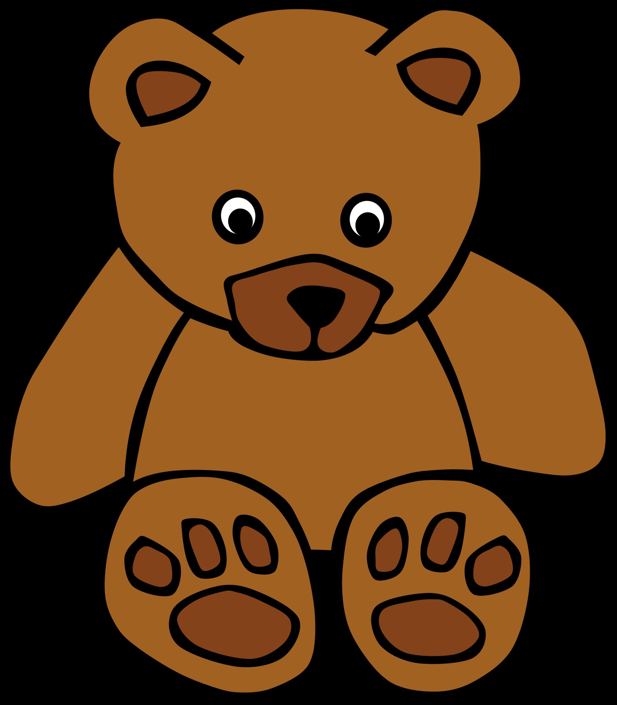 Halloween teddy bear clipart png freeuse download Simple Teddy Bear Icons PNG - Free PNG and Icons Downloads png freeuse download