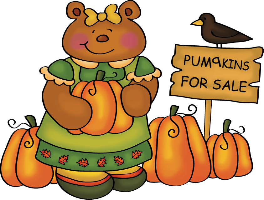 Thanksgiving tie clipart jpg free library Fall, Halloween & Thanksgiving jpg free library