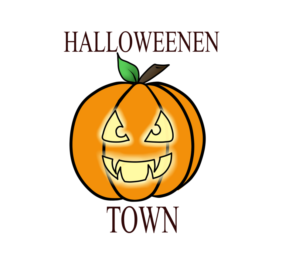 Halloween town pumpkin clipart clipart black and white download Halloween Town Icon by Angels-little-helper on DeviantArt clipart black and white download