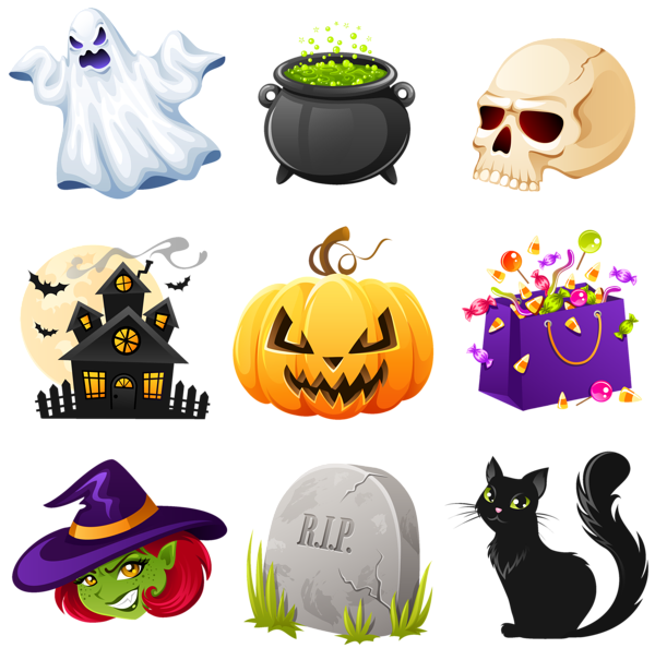 Halloween treat bag clipart png library Gallery - Free Clipart Pictures png library