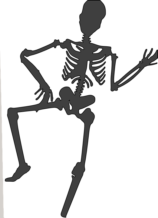 Halloween vector clipart image transparent library Skeleton Pictures For Halloween#3931692 - Shop of Clipart Library image transparent library