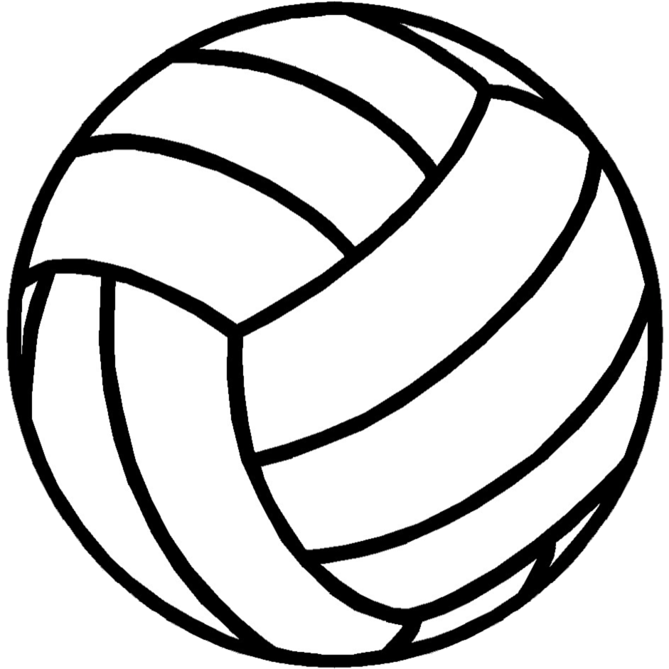 Halloween volleyball clipart graphic library library Volleyball Border Clipart Group (87+) graphic library library