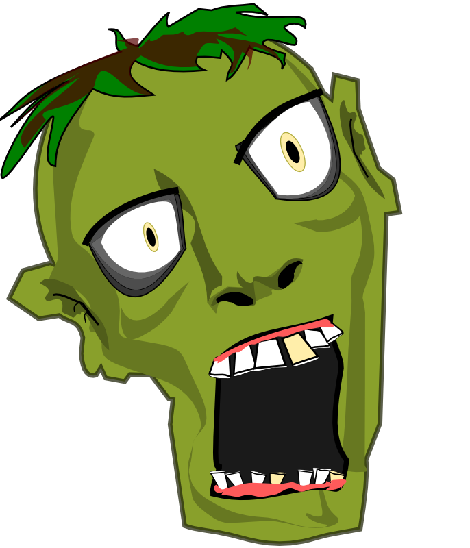 Free Zombie Clipart at GetDrawings.com | Free for personal use Free ... jpg freeuse download