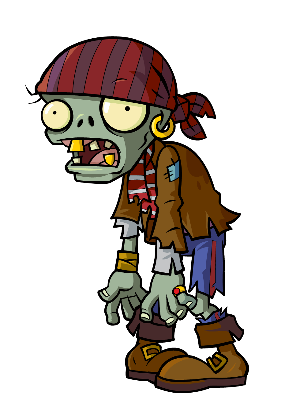 Halloween zombies clipart picture black and white pirate zombie plants v zombies - Google Search | Halloween Fun ... picture black and white