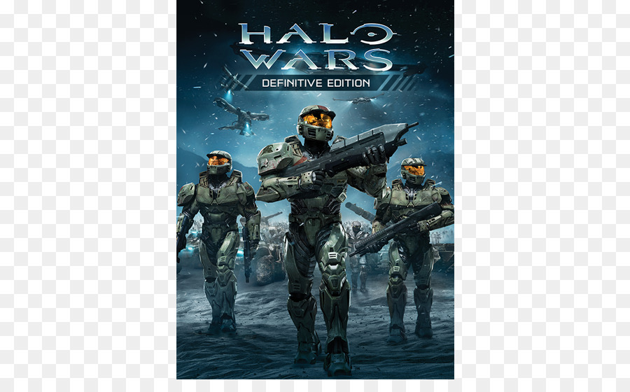Halo wars definitive edition clipart jpg freeuse library Soldier Cartoon png download - 542*542 - Free Transparent Halo Wars ... jpg freeuse library