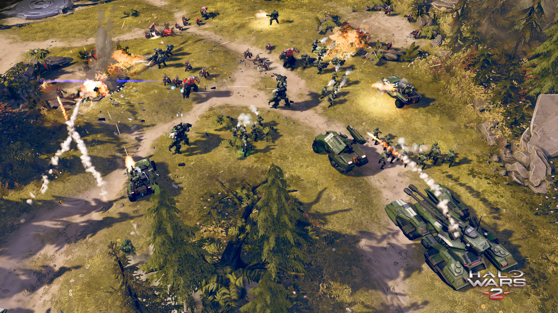 Halo wars definitive edition clipart free stock Halo Wars 2 Tests Your Reflexes and Your Mind - Xbox Wire free stock