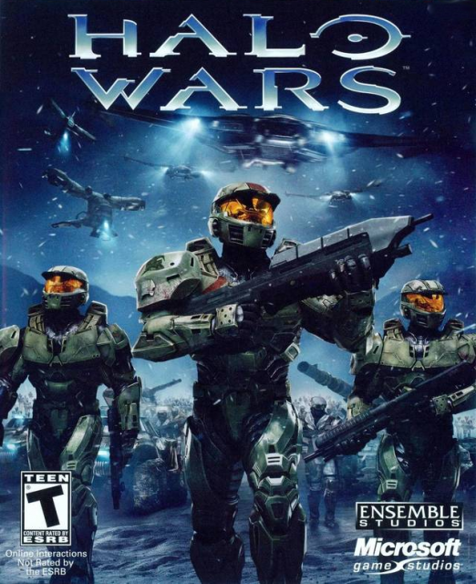 Halo wars definitive edition clipart vector freeuse library Halo Games - Giant Bomb vector freeuse library