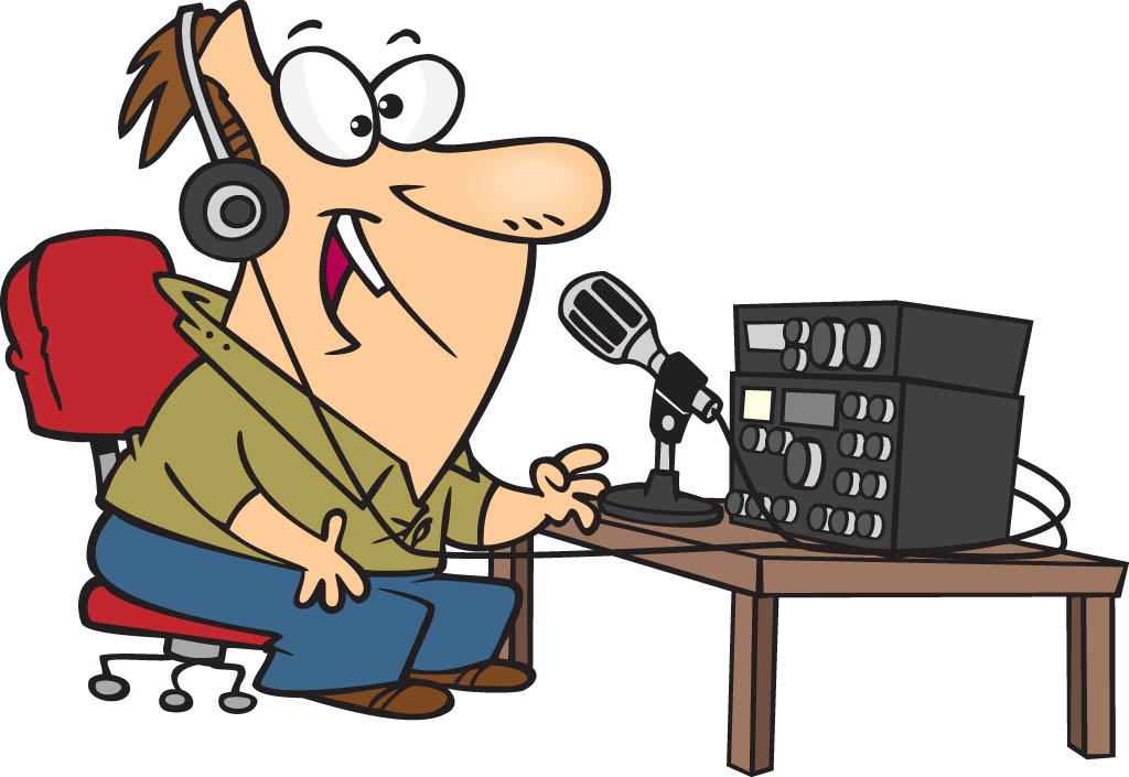 Sports radio clipart graphic freeuse library Ham radio clipart images 4 » Clipart Station graphic freeuse library