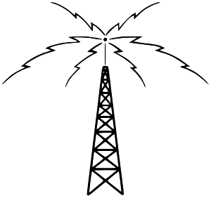 Hd vertical antenna clipart picture freeuse download public domain clip art and photos | Free graphics | Ham radio ... picture freeuse download