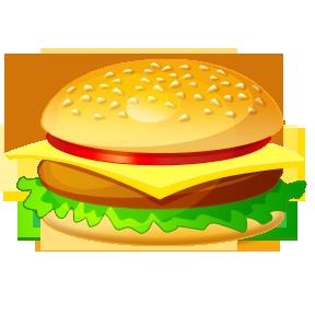 Hamburger free clipart clip freeuse Hamburger Clipart | Free Download Clip Art | Free Clip Art | on ... clip freeuse