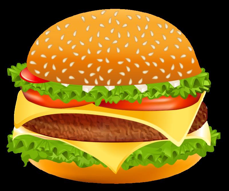 Hamburger hot dog clipart clip art freeuse stock Hamburger Clipart & Hamburger Clip Art Images #743 - OnClipart clip art freeuse stock