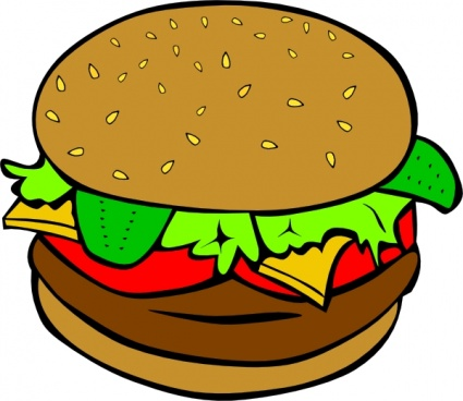 Hot dogs and hamburgers clipart transparent Free Hamburger Hotdog Cliparts, Download Free Clip Art, Free Clip ... transparent