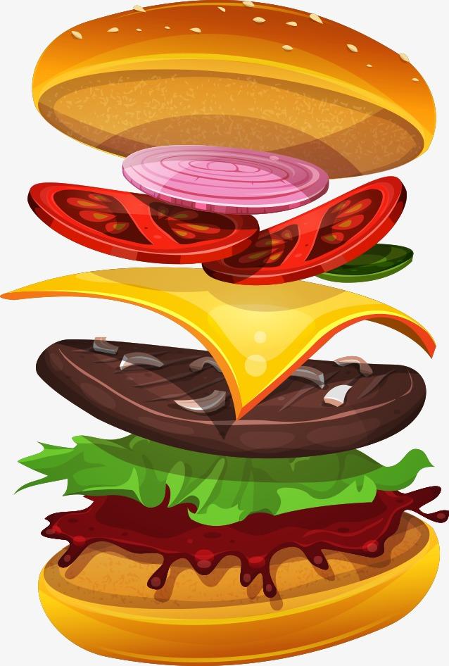 Hamburguer gourmet clipart jpg free download Cheeseburger clipart gourmet burger, Cheeseburger gourmet burger ... jpg free download