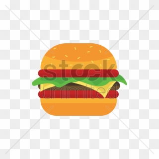 Hamburguer gourmet clipart banner black and white download Free PNG Burger Clip Art Download , Page 2 - PinClipart banner black and white download