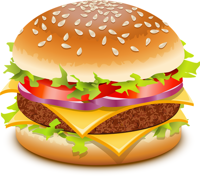 Hamburguer gourmet clipart freeuse library Hamburger clipart gourmet burger, Hamburger gourmet burger ... freeuse library