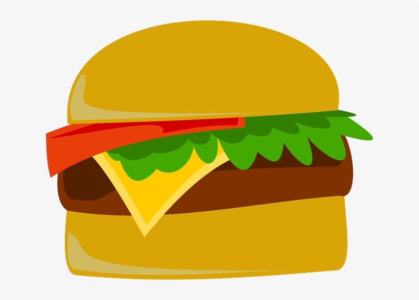 Hamburguer gourmet clipart jpg free stock Hamburger Clipart Pop Art - Burger Logo Transparent Background ... jpg free stock