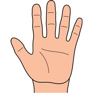 Hand cartoon clip art clip royalty free library Hand cartoon clip art - ClipartFest clip royalty free library