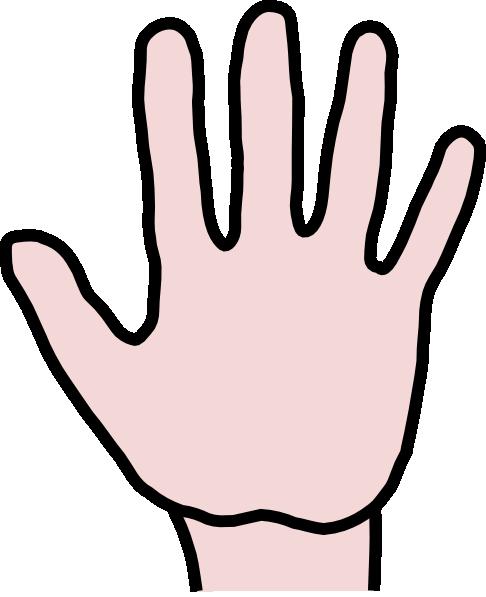 Hand cartoon clip art vector freeuse stock Hands clip art hand cartoon clipart kid 3 - Clipartix vector freeuse stock