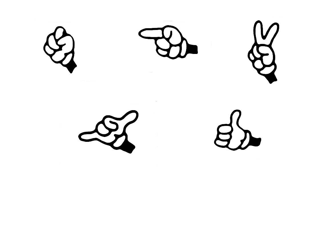 Hand cartoon clipart picture transparent download Cartoon hands clipart - ClipartFest picture transparent download