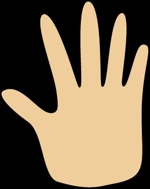 Hand cartoon clipart picture transparent Hands clip art hand cartoon clipart kid 3 - Clipartix picture transparent