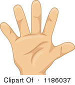 Hand cartoon clipart clipart download Royalty-Free (RF) Kids Hand Clipart, Illustrations, Vector Graphics #1 clipart download