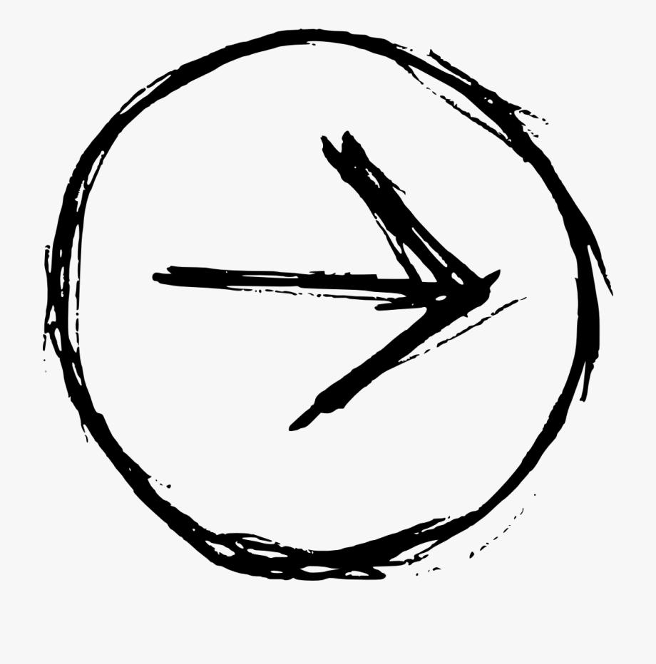 Hand drawn circle clipart free transparent stock Circle Hand Drawn Arrow Png Clipart , Png Download - Free Drawn ... transparent stock