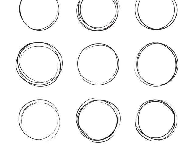 Hand drawn circle clipart free svg royalty free Free Drawn Circle, Download Free Clip Art on Owips.com svg royalty free