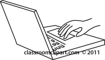 Hand drawn computer keyboard clipart picture free Computer Keyboard Black And White Clipart - Clipart Kid picture free