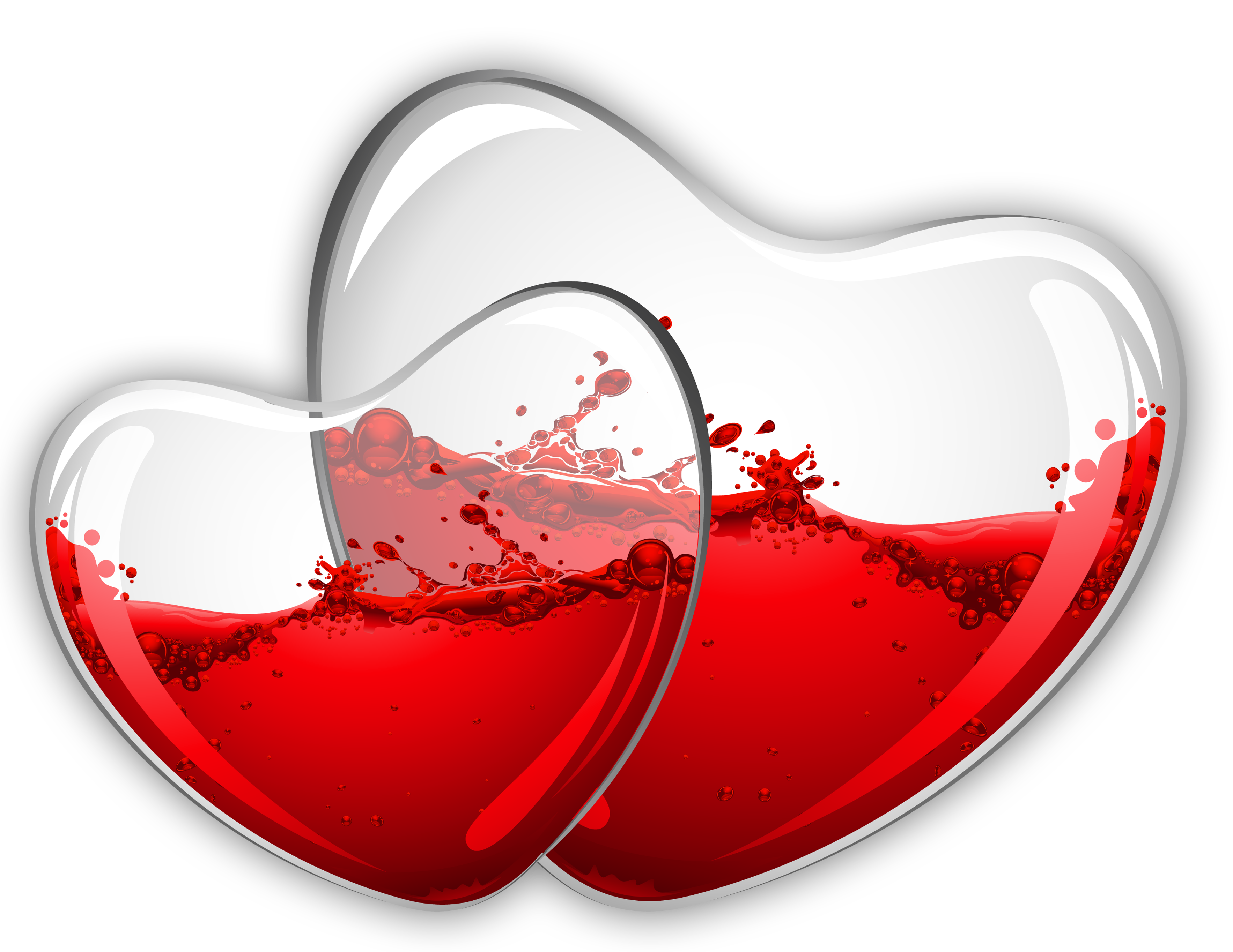 Hand drawn heart clipart free jpg freeuse library Hearts clipart wine ~ Frames ~ Illustrations ~ HD images ~ Photo ... jpg freeuse library