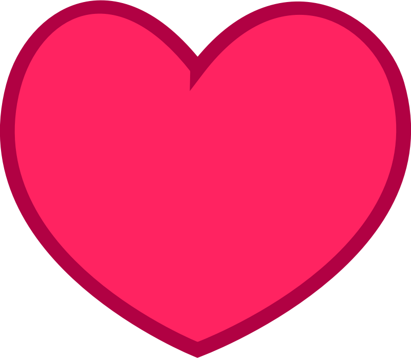 Hand drawn heart clipart free clip transparent stock Heart Clipart Free Use clip transparent stock