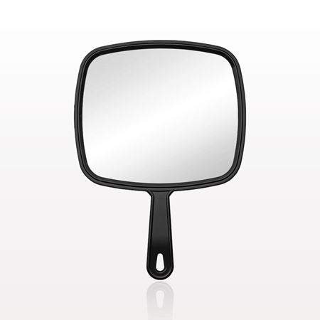 Hand held mirror clipart clip transparent download Hand Held Mirror, Black clip transparent download
