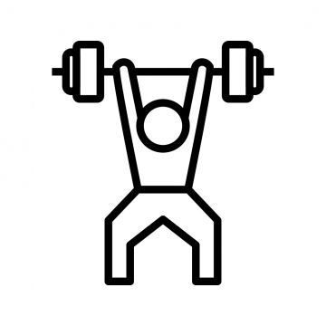 Hand lifting weights clipart black and white clip Drawing Weight | Free download best Drawing Weight on ClipArtMag.com clip