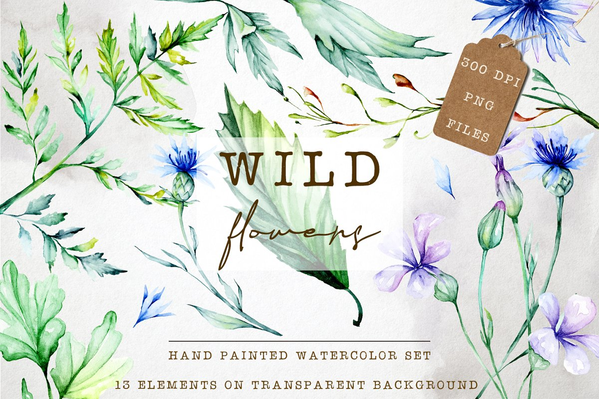 Hand painted watercolor clipart svg free Hand painted watercolor clip art svg free