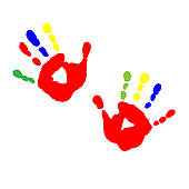 Hand painting clipart banner royalty free Free Painted Hands Cliparts, Download Free Clip Art, Free Clip Art ... banner royalty free