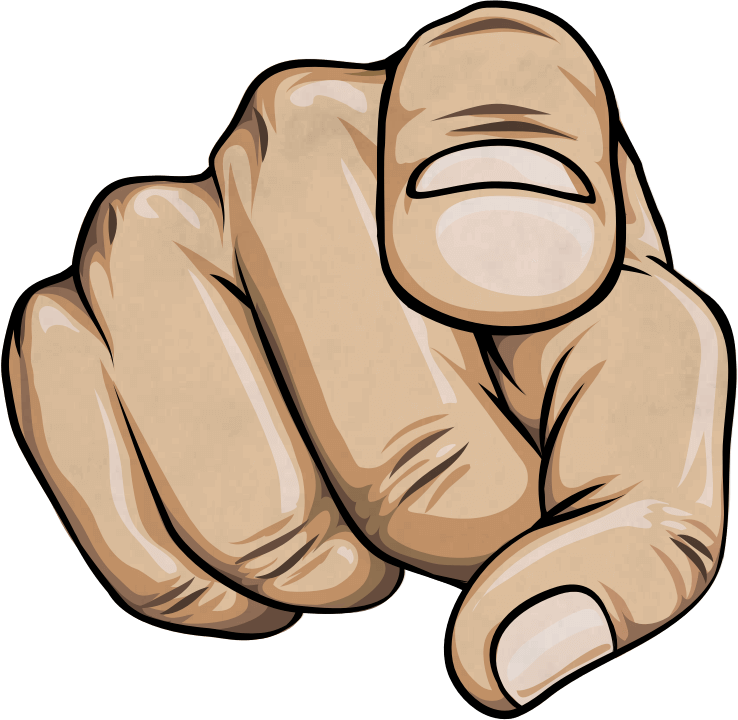 Hand pointing at you clipart clipart royalty free library Finger Pointing At You PNG Transparent Finger Pointing At You.PNG ... clipart royalty free library