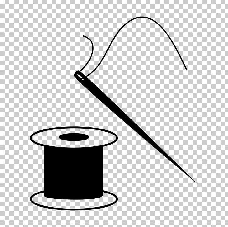 Hand sewing clipart png black and white download Hand-Sewing Needles PNG, Clipart, Area, Artwork, Black And White ... png black and white download