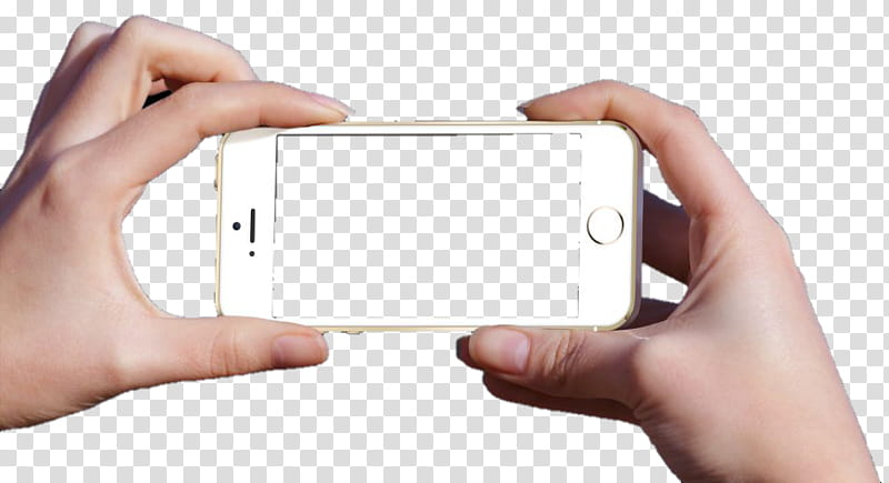 Hand taking a cellphone pic clipart svg freeuse stock Take cellphone in the hands, person holding iPhone s transparent ... svg freeuse stock