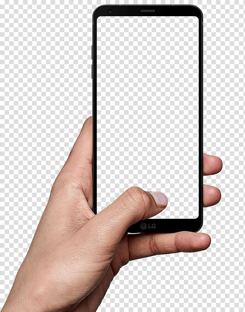 Hand taking a cellphone pic clipart image library stock LG G6 iPhone Smartphone Desktop , hand holding a cell phone, black ... image library stock