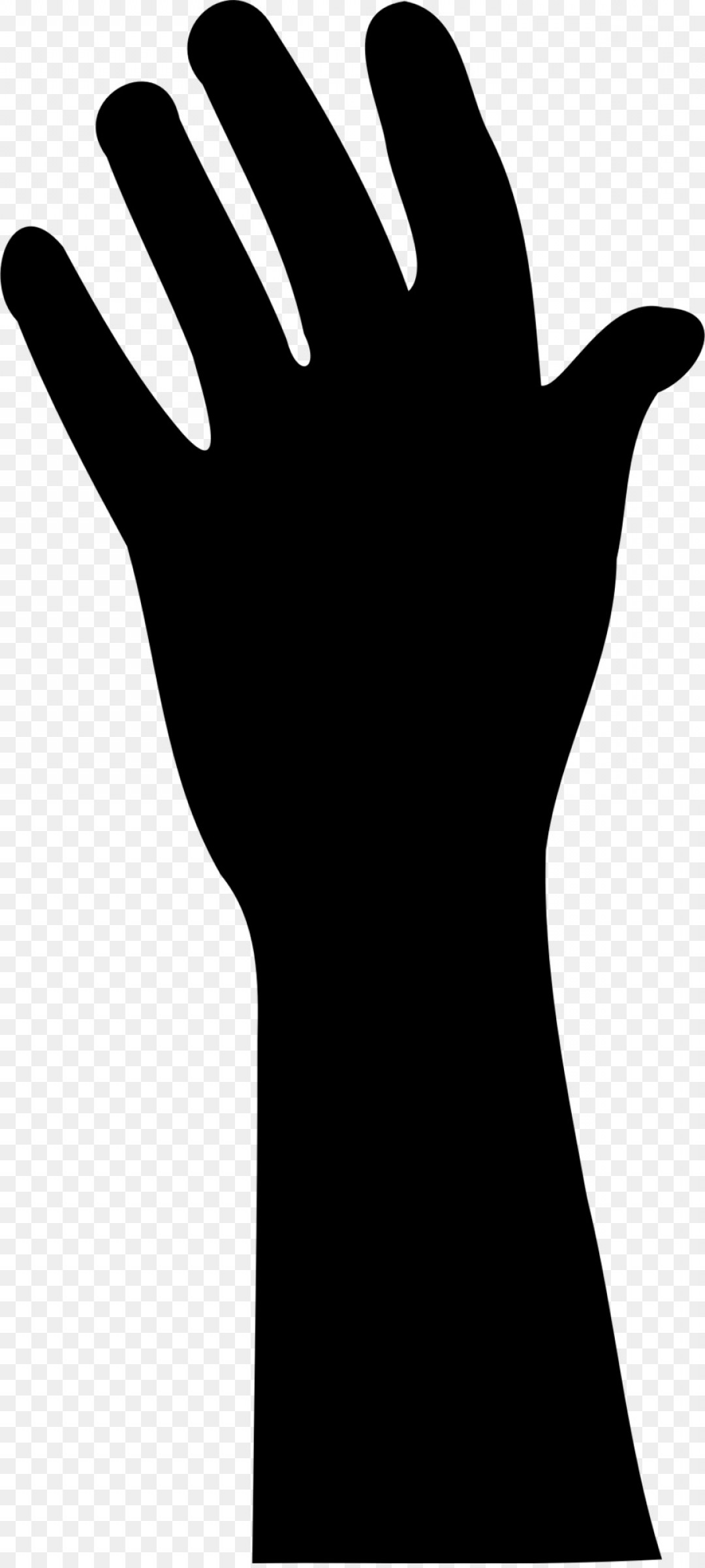 Hand vector clipart graphic black and white stock Png Praying Hands Silhouette Clip Art Arm Vector | SOIDERGI graphic black and white stock