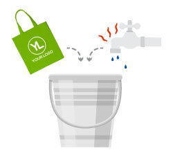 Hand wash only clipart 4 x 6 clip freeuse library How to Wash Your Tote Bags   Quality Logo Products® clip freeuse library